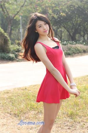157208 - Huiwen Age: 26 - China